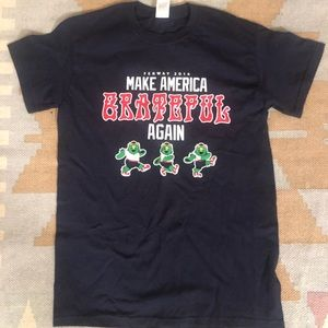 Make America Grateful Again Dead and Co tour tee